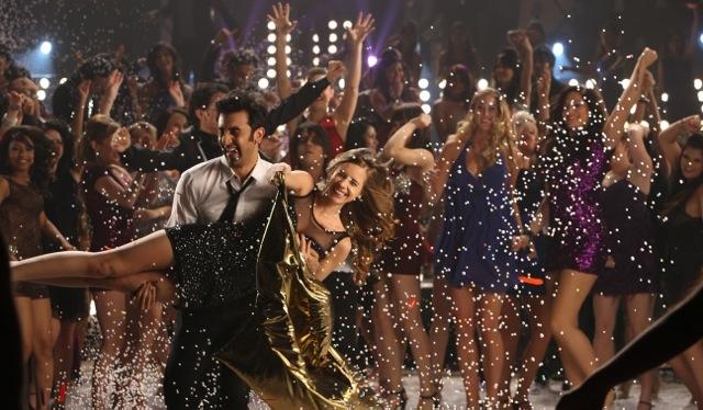 Yeh Jawaani Hai Deewanis first song, 'Badtameez Dil