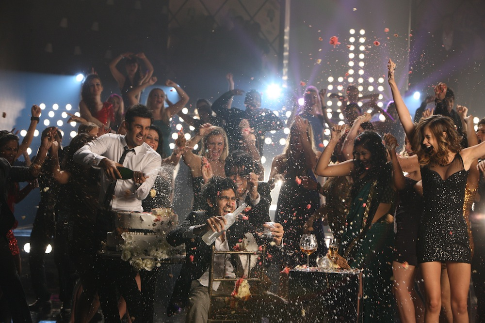 yjhddil03 Yeh Jawaani Hai Deewanis first song, 'Badtameez Dil