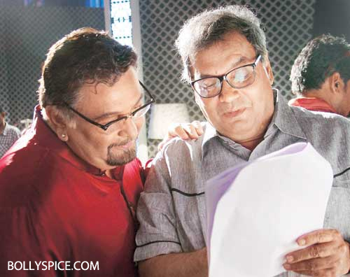 13mar kaanchiexclusive 03 Subhash Ghai   I am working with fine actors