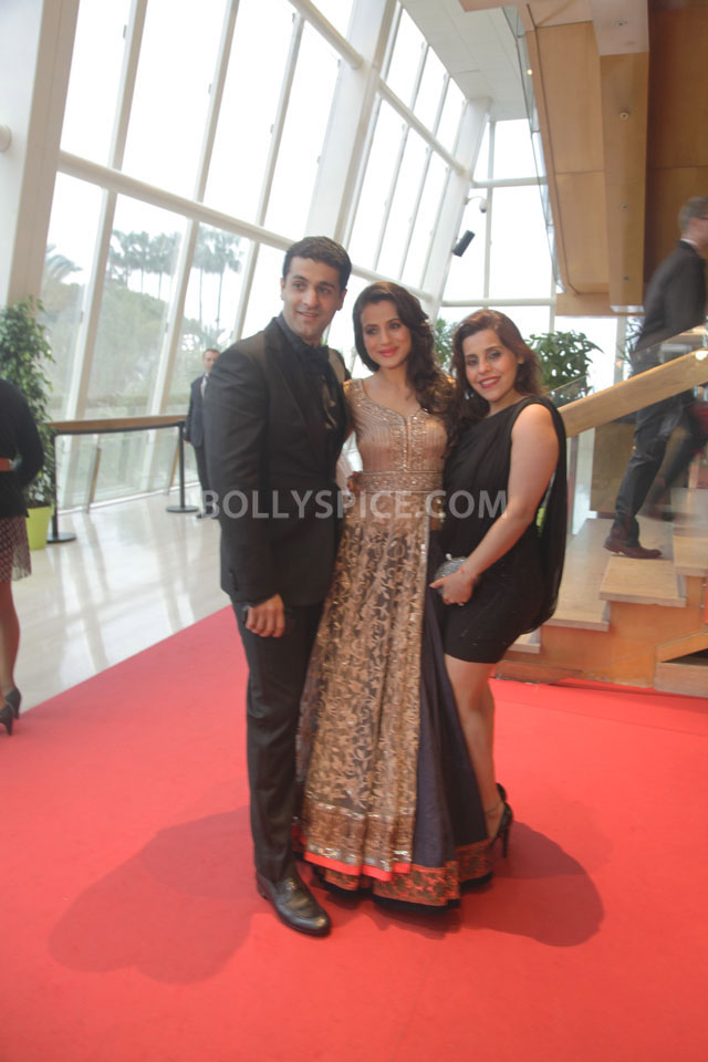 13may Ameesha Cannes03 Ameesha Patel at Cannes 2013