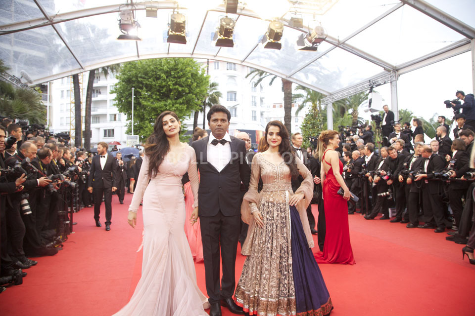 13may Ameesha Cannes04 Ameesha Patel at Cannes 2013