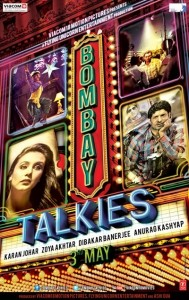 Bombay Talkies is that rarity which makes us thankful for the gift of the movies.   Subhash K Jha