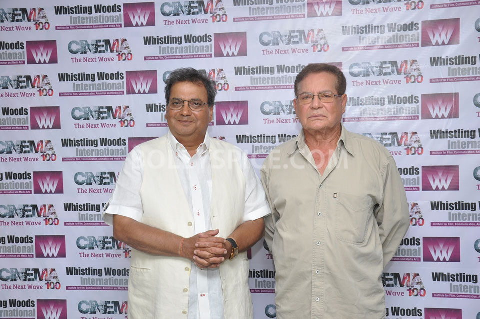 13may Cinema100 02 Whistling Woods International presents CINEMA 100 – The Next Wave