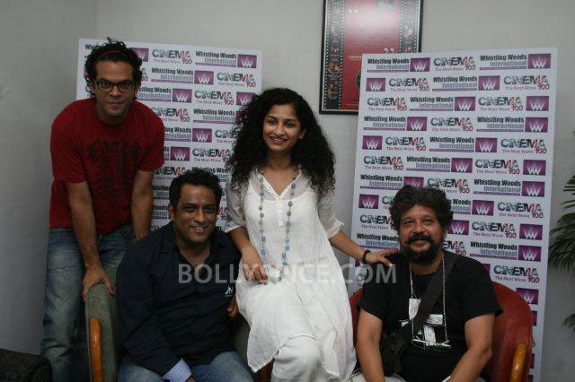 13may Cinema100NextWaveDay102 Cinema 100 at Whistling Woods   Day 1