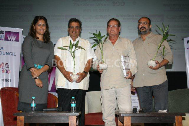 13may Cinema100NextWaveDay106 Cinema 100 at Whistling Woods   Day 1