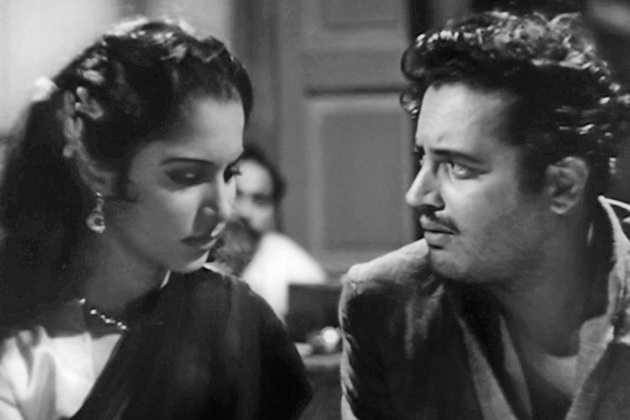 13may FM8 Pyaasa03 FRAMING MOVIES Take Eight: Pyaasa (1957)