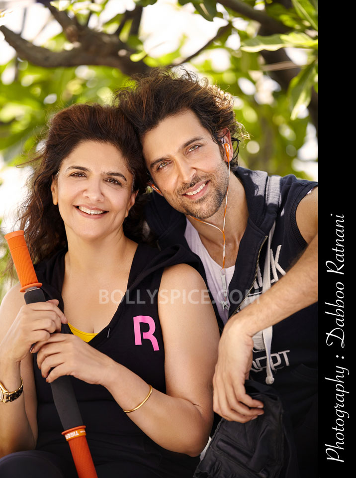 13may Hrithik MothersDay01 Hrithik and Pinky Roshan talk about Mothers Day