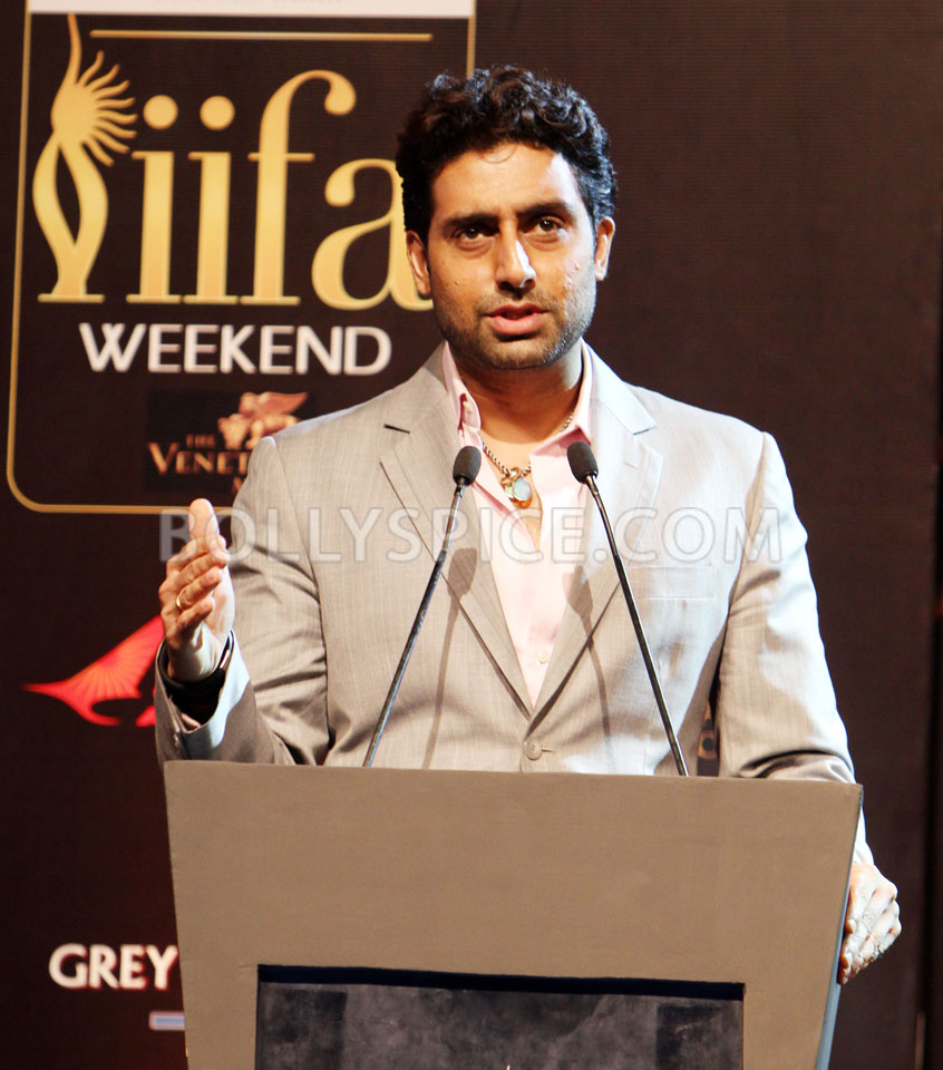 13may IIFA PressConf02 IIFA to be held in Macau July 4 to 6th!