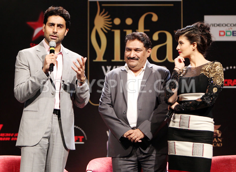13may IIFA PressConf04 IIFA to be held in Macau July 4 to 6th!