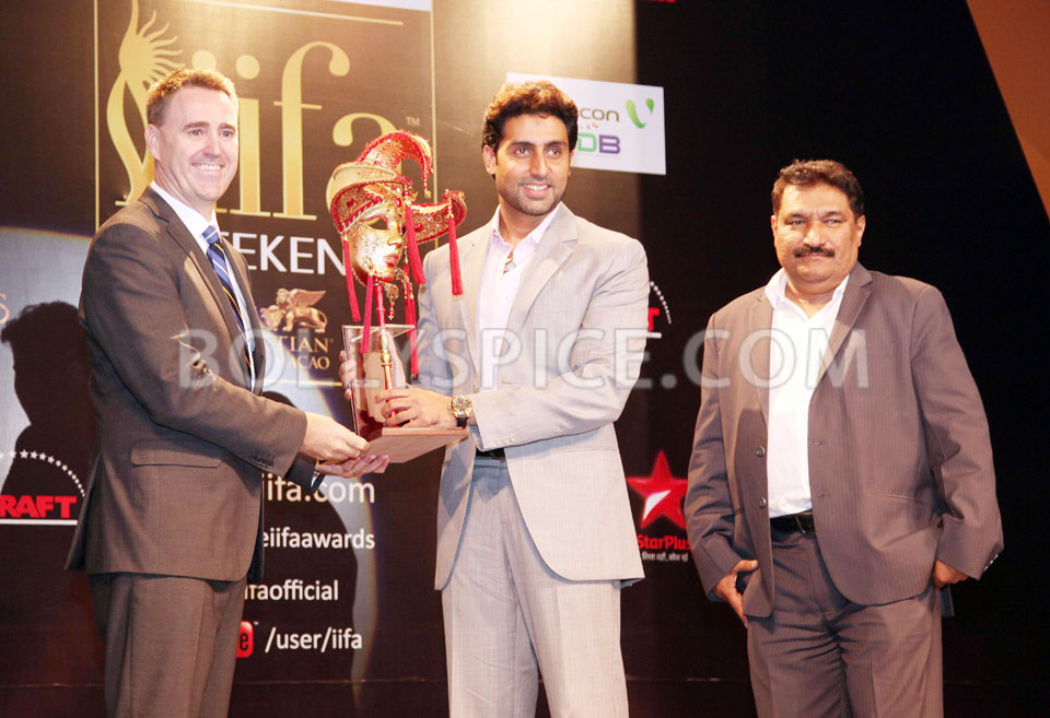 13may IIFA PressConf05 IIFA to be held in Macau July 4 to 6th!