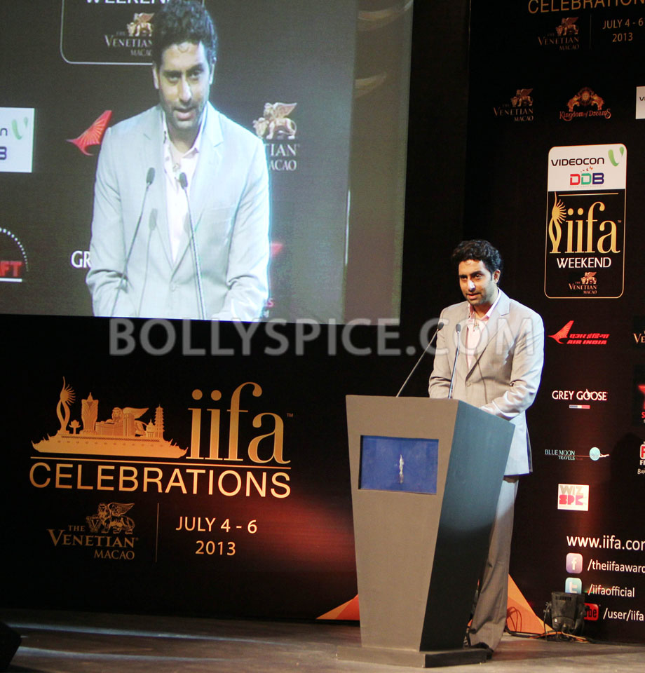 13may IIFA PressConf06 IIFA to be held in Macau July 4 to 6th!