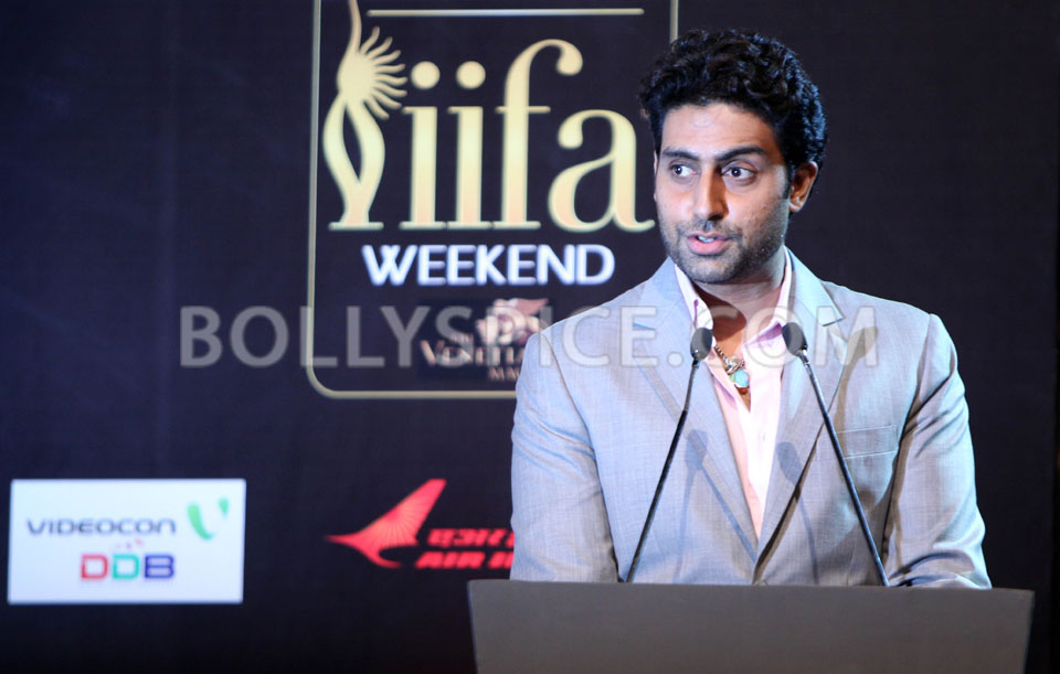 13may IIFA PressConf08 IIFA to be held in Macau July 4 to 6th!