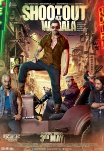 This is Gupta's big ticket comeback.   Subhash K Jha reviews Shootout At Wadala