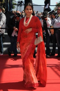 13may Vidya Cannes 199x300 Vidya Balan feels proud to be on Cannes Jury