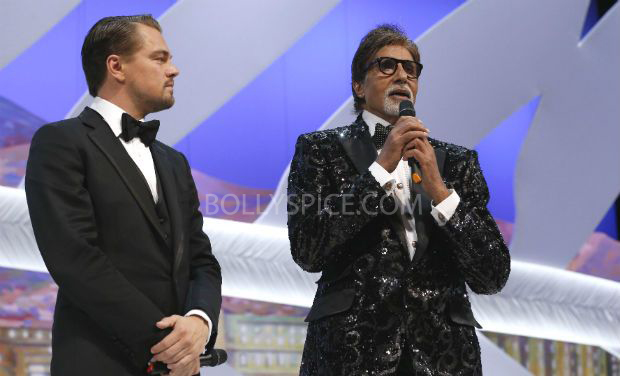 13may amitabhcannes 01 Cannes 2013   Amitabh Bachchan on The Great Gatsby red carpet, opening night and after party