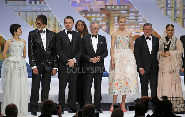 13may amitabhcannes 02 Cannes 2013   Amitabh Bachchan on The Great Gatsby red carpet, opening night and after party