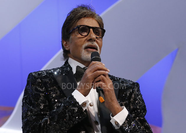 13may amitabhcannes 03 Cannes 2013   Amitabh Bachchan on The Great Gatsby red carpet, opening night and after party