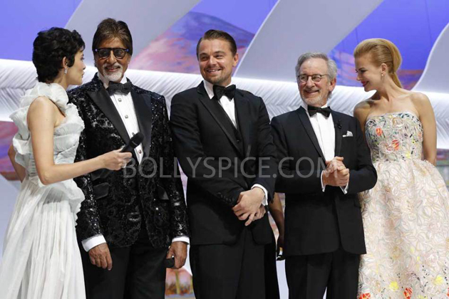 13may amitabhcannes 05 Cannes 2013   Amitabh Bachchan on The Great Gatsby red carpet, opening night and after party