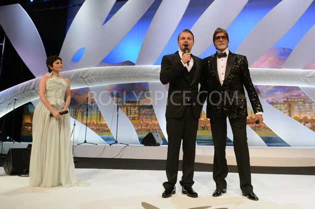 13may amitabhcannes 08 Cannes 2013   Amitabh Bachchan on The Great Gatsby red carpet, opening night and after party