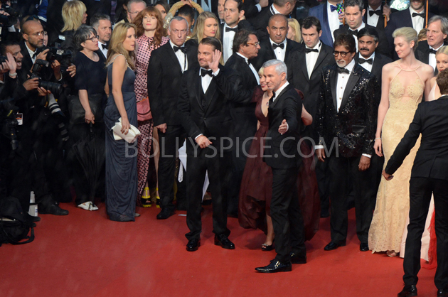 13may amitabhcannes 09 Cannes 2013   Amitabh Bachchan on The Great Gatsby red carpet, opening night and after party