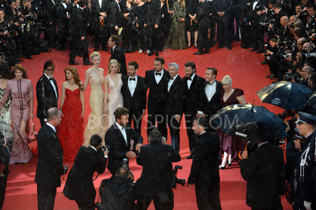 13may amitabhcannes 12 Cannes 2013   Amitabh Bachchan on The Great Gatsby red carpet, opening night and after party
