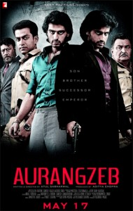 13may aurangzebmusic 190x300 Aurangzeb to find a decent footing at the Box Office