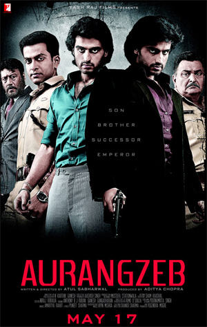 13may aurangzebmusic Aurangzeb Movie Review