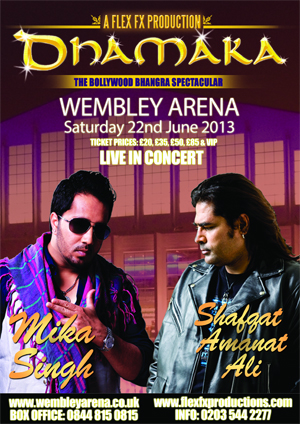 13may dhamaka Count down to Dhamaka 2013  – Tickets selling fast!