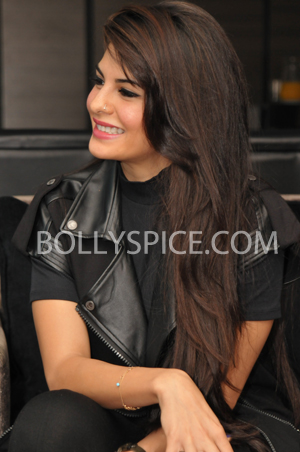 13may jackiinterview 01 Jacqueline Fernandez talks Pratham and her films