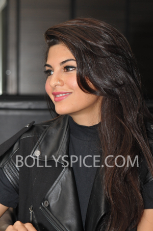 13may jackiinterview 02 Jacqueline Fernandez talks Pratham and her films