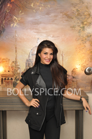 13may jackiinterview 03 Jacqueline Fernandez talks Pratham and her films