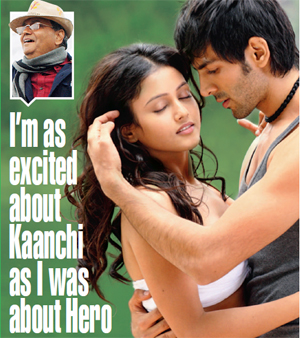 13may kaanchi hero I am as excited about Kaanchi as I was about Hero   Subhash Ghai