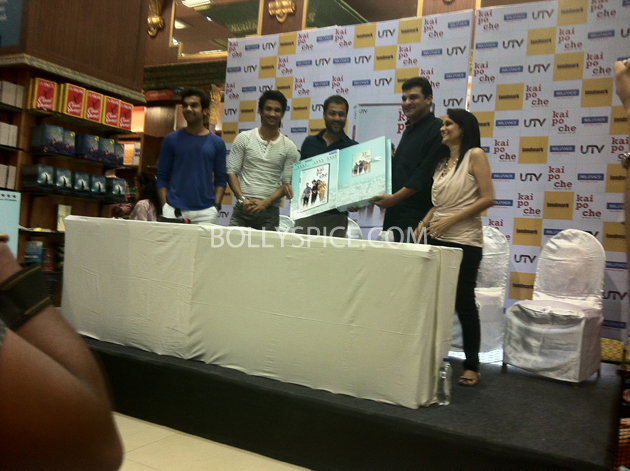 13may kaipochedvd 20 IN PICTURES: Kai Po Che DVD launch