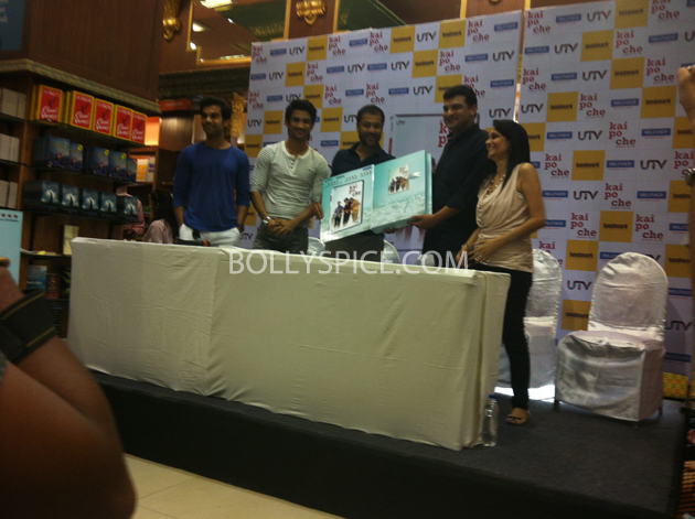 13may kaipochedvd 21 IN PICTURES: Kai Po Che DVD launch