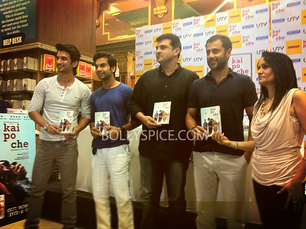 13may kaipochedvd 24 IN PICTURES: Kai Po Che DVD launch