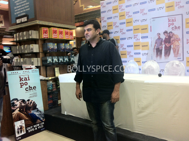 13may kaipochedvd 26 IN PICTURES: Kai Po Che DVD launch