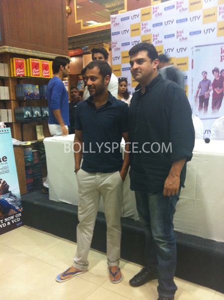 13may kaipochedvd 28 IN PICTURES: Kai Po Che DVD launch