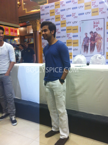 13may kaipochedvd 30 IN PICTURES: Kai Po Che DVD launch