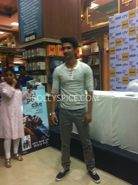 13may kaipochedvd 31 IN PICTURES: Kai Po Che DVD launch