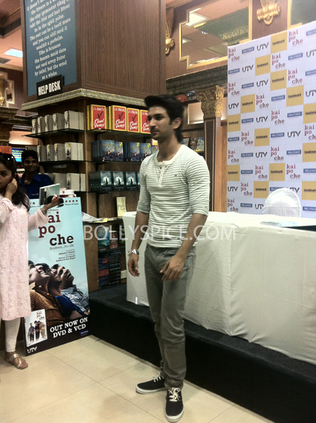 13may kaipochedvd 32 IN PICTURES: Kai Po Che DVD launch