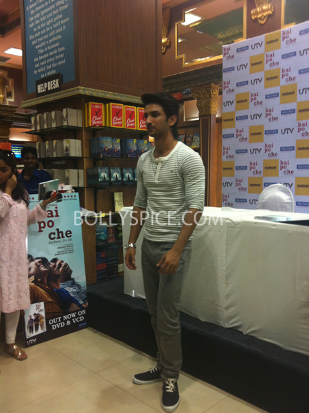 13may kaipochedvd 33 IN PICTURES: Kai Po Che DVD launch
