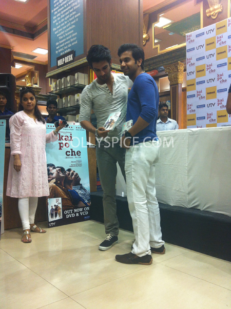 13may kaipochedvd 35 IN PICTURES: Kai Po Che DVD launch
