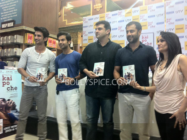 13may kaipochedvd 37 IN PICTURES: Kai Po Che DVD launch