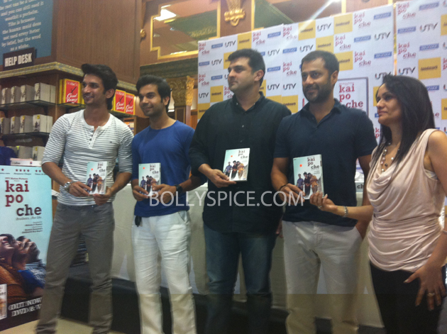 13may kaipochedvd 38 IN PICTURES: Kai Po Che DVD launch