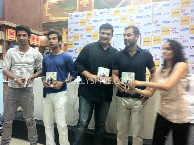 13may kaipochedvd 39 IN PICTURES: Kai Po Che DVD launch