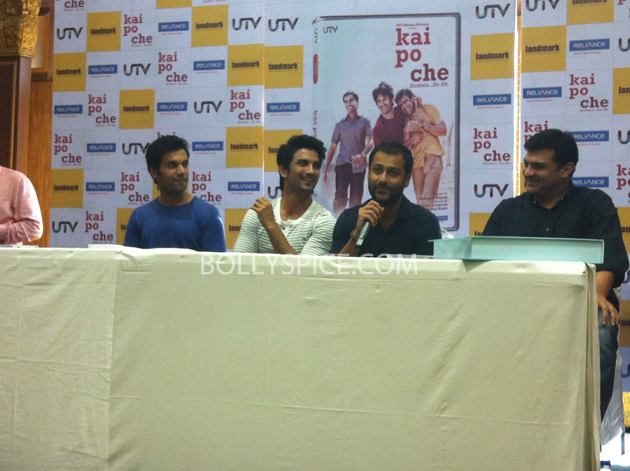 13may kaipochedvd 42 IN PICTURES: Kai Po Che DVD launch