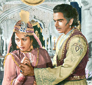 13may mea framing 01 FRAMING MOVIES Take Six: Mughal E Azam (1960)