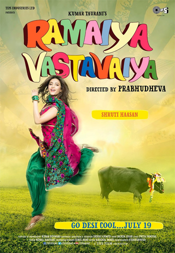 13may ramiyamusic Ramaiya Vasthavaiyya Music Review