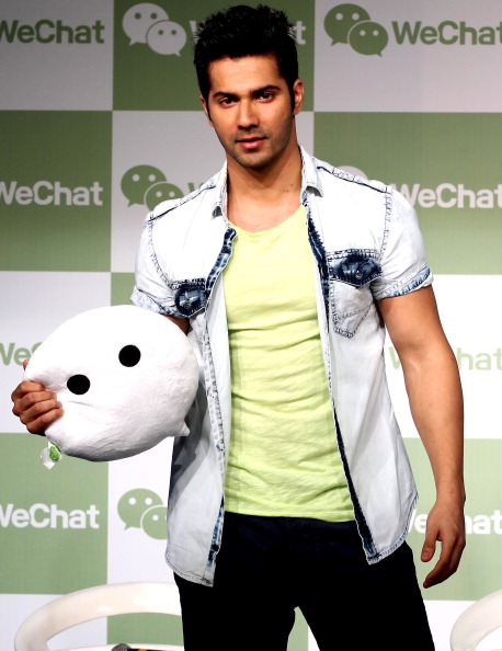 13may wechat 04 WeLove. WeChat. with Parineeti Chopra and Varun Dhawan