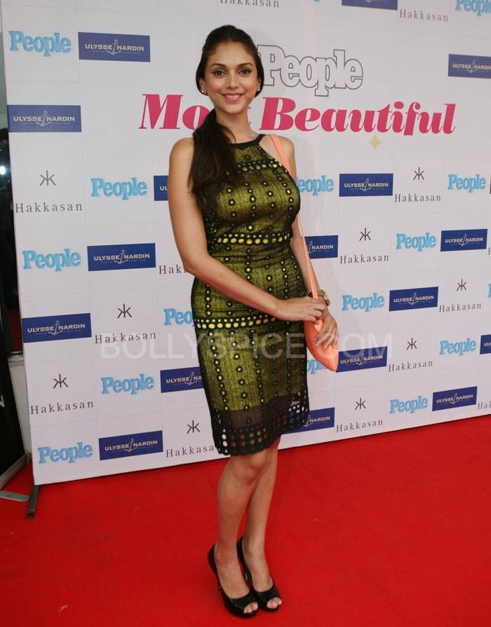 "Aditi Rao Hydari People Deepika Padukone named India's ""Most Beautiful Woman"" 2013 by People magazine"